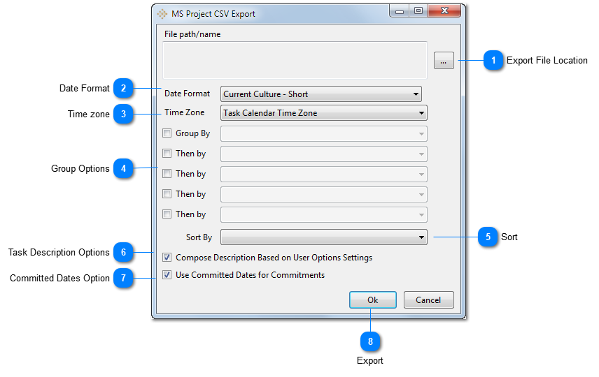 export ms project to pdf
