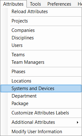 Manage Systems and Devices